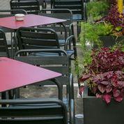 jardineras para hostelería